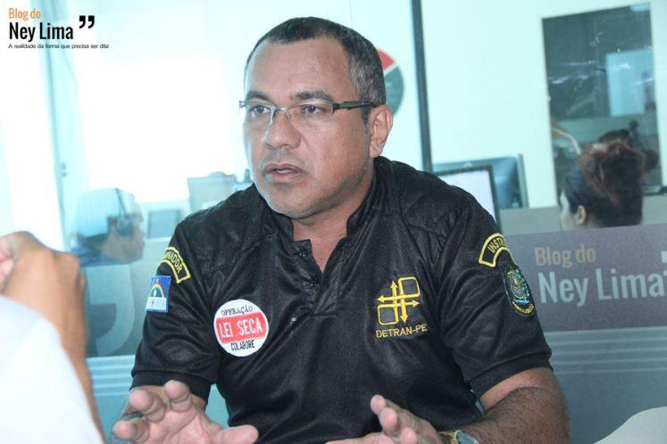 Nilton Silva comentou sobre alteração no atendimento. Foto: Elivaldo Araújo.
