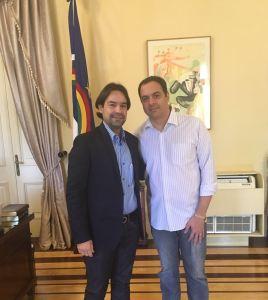 Diogo Moraes e Paulo Câmara
