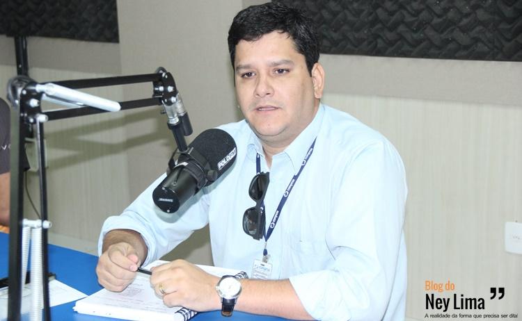 Mário Heitor, Gerente Regional da Compesa - Foto: Thonny Hill.