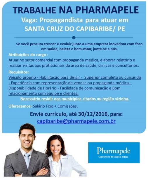 pharmapele-vagas