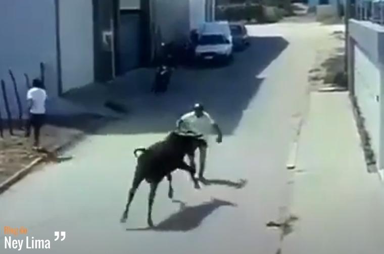 Homem morre após ser atacado por boi em Surubim | Blog do Ney Lima
