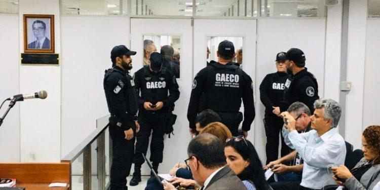 Audiência de Custódia dos presos na Calvário: juiz não relaxa prisão de nenhum detido
