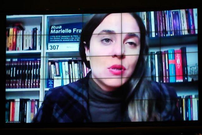 Deliberação de Vetos e Projetos de Lei. Dep. Fernanda MelchionnaPSOL - RS