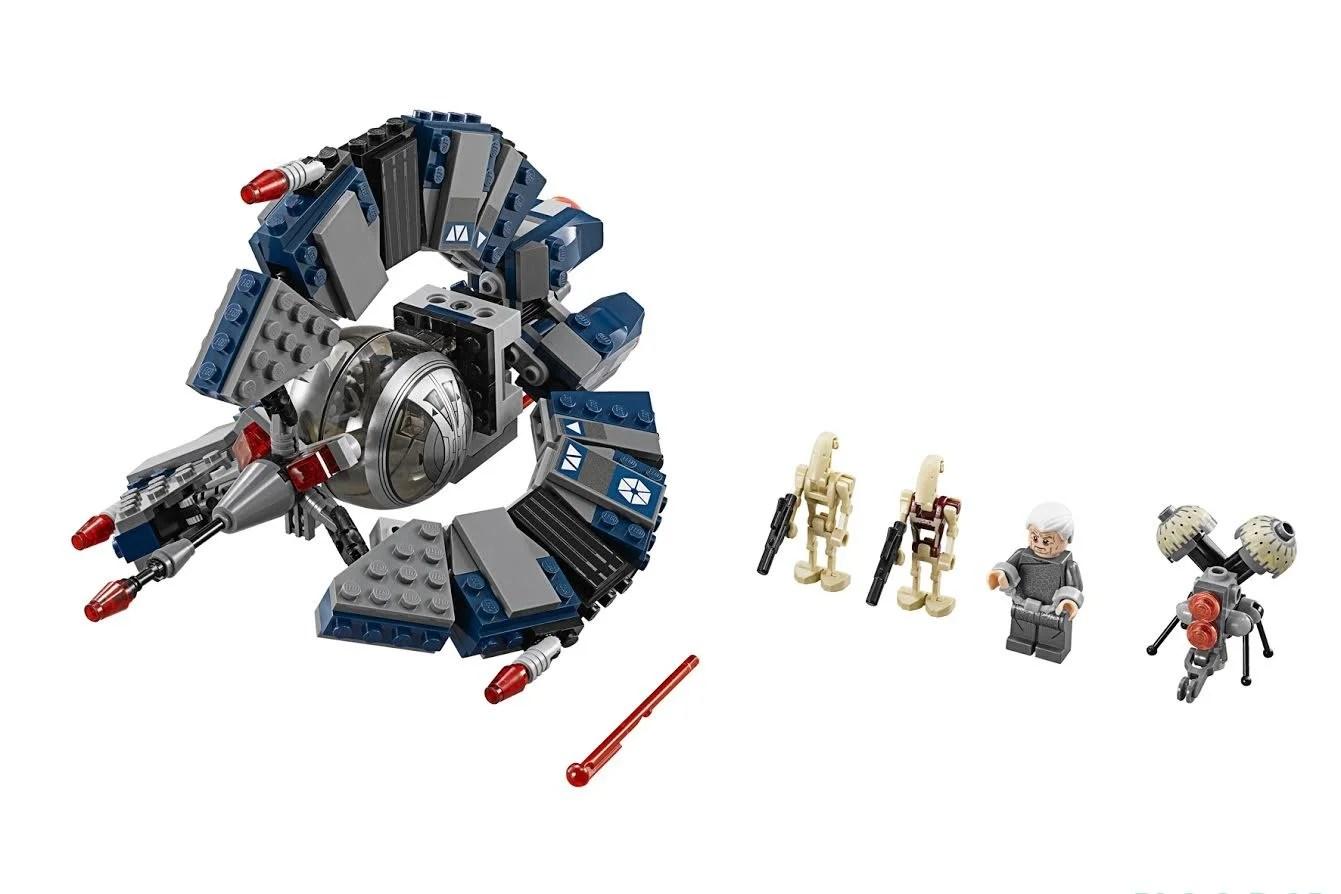 Oh du galaktisch e weihnachts zeit lieblingsg eschenke aus der lego star wars reihe blogdottv - Star wars weihnachtsbaum ...