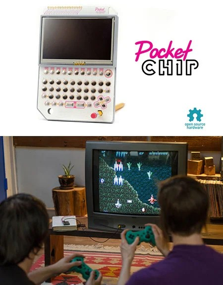 Who need's a Raspberry Pi?? CHIP! The Credit Card-Sized $9