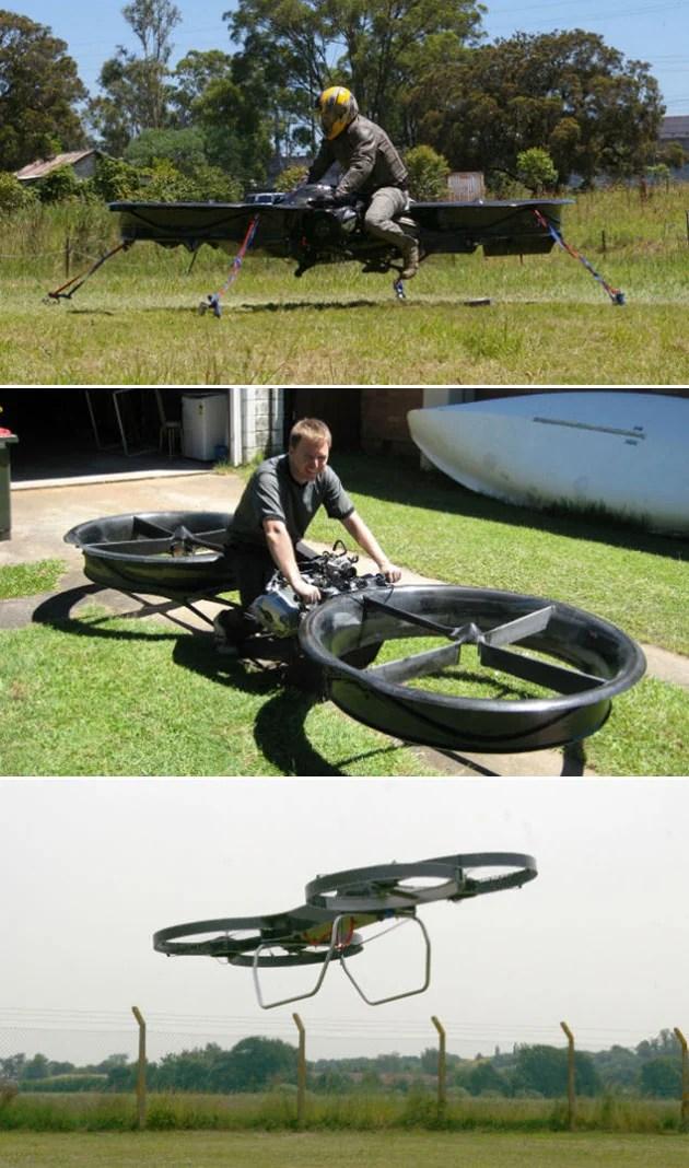 military-hoverbike