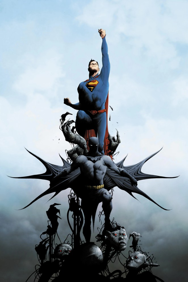 Jae_Lee_Artwork_Batman_Superman_Cover_Copyright_DC Comics