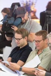 gamescom 2016, Pressekonferenz in Berlin