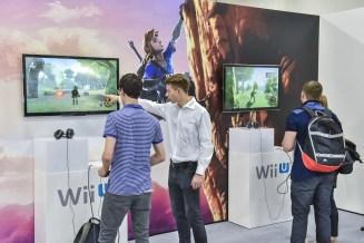 Stand: Nintendo, Business Area, Halle 4.2