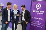 Impressionen Business Area, gamescom congress, Fotoshooting, gamescom 2016