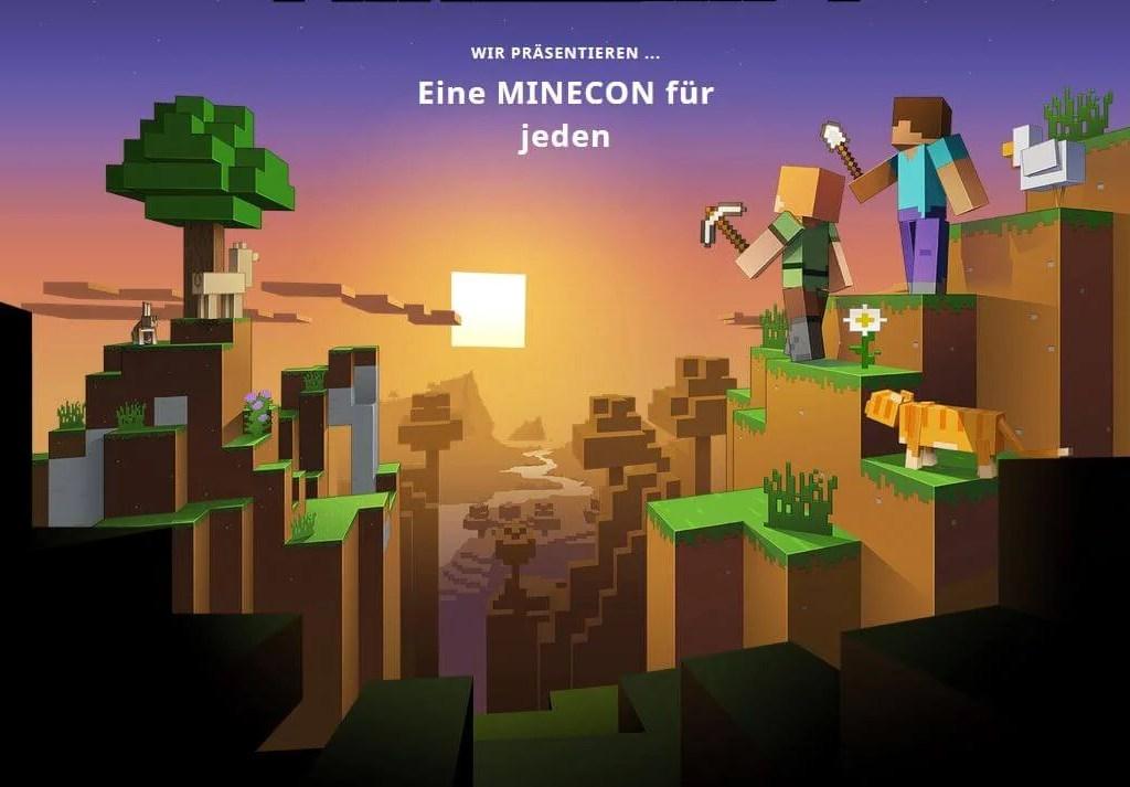 Minecon Earth 2017