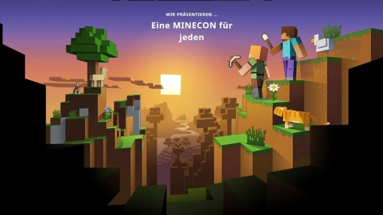 Minecon Earth 2017