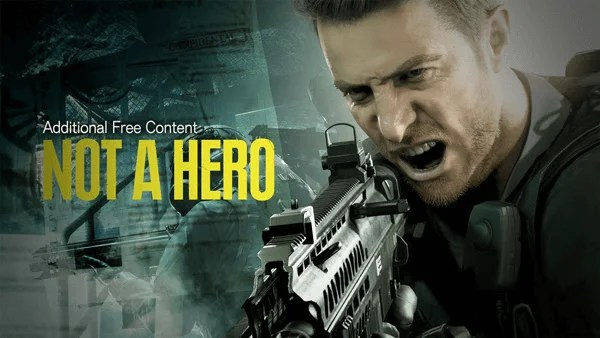 """RE7 """"Not a Hero"""""""