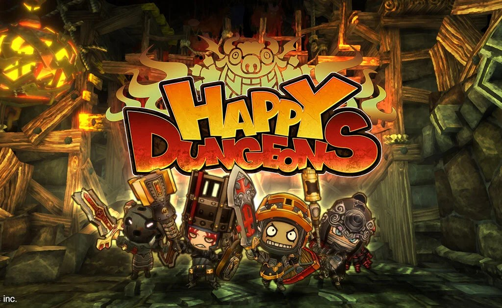 Happy Dungeon's