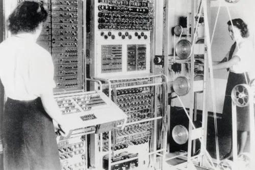 Colossus computer Twilight Zone Pinball