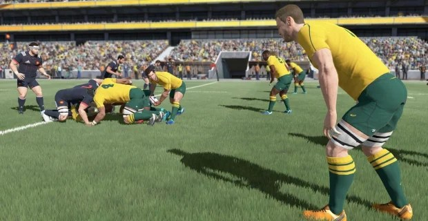 Next Week on Xbox - Rugby