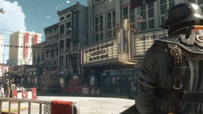 Wolfenstein II Screenshot