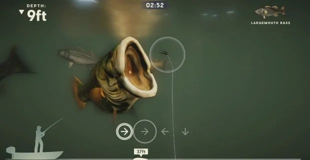 Rapala Fishing Pro Series Screenshot