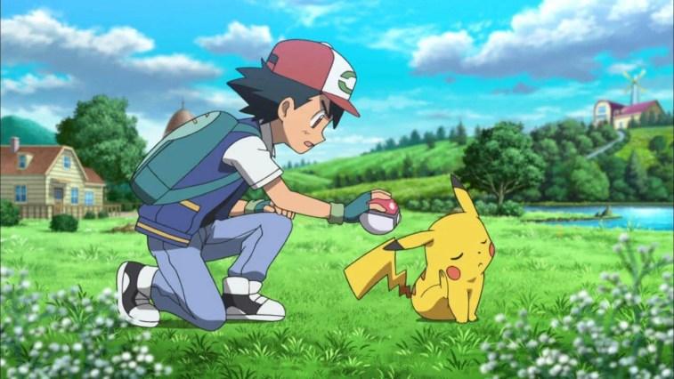 Pokémon – Der Film: Du bist dran!