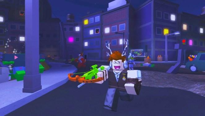 Roblox Hallows Eve Hero Screenshot
