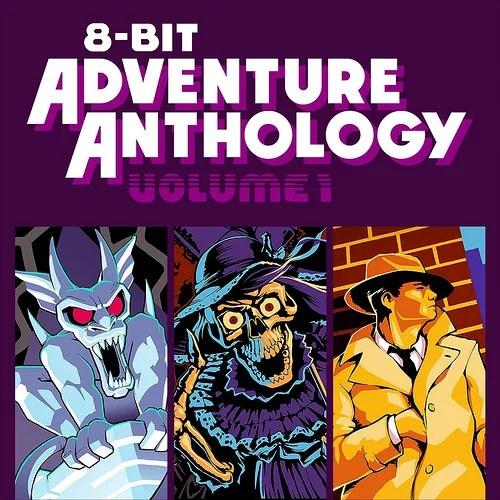 8-Bit Adventure Anthology