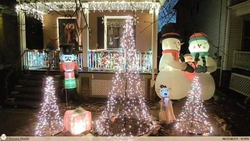 Poplawski's Holiday Lights Raspberry Pi