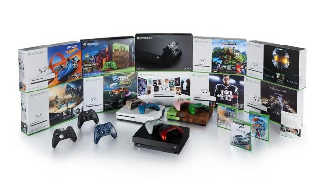 Complete Xbox One Holiday Lineup