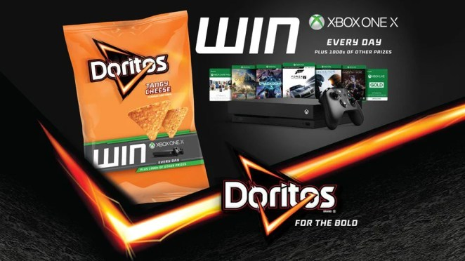 Doritos Play Bold
