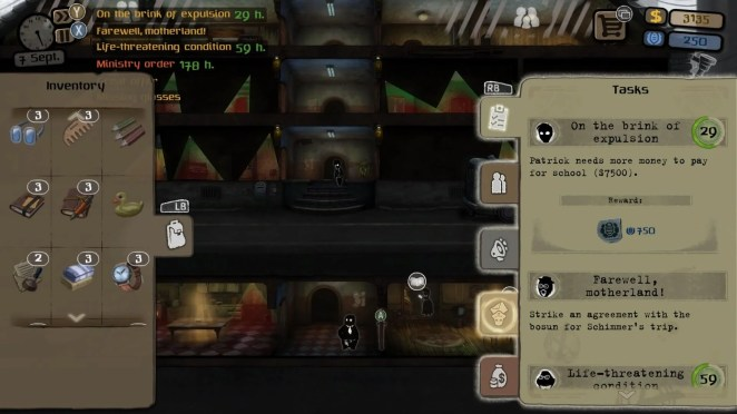 Beholder Complete Edition Screenshot