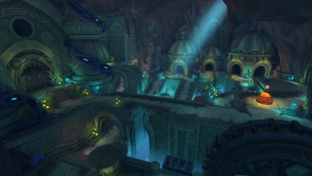 Dungeon Defenders II Screenshot