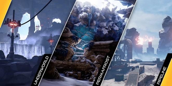 Farpoint Versus Expansion Pack: Levels