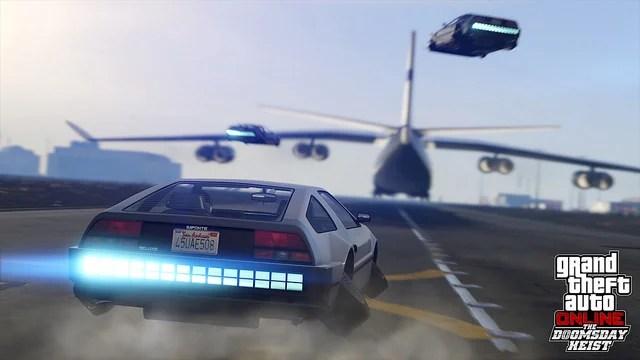 GTA Online: The Doomsday Heist
