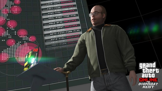 Grand Theft Auto Online Screenshot