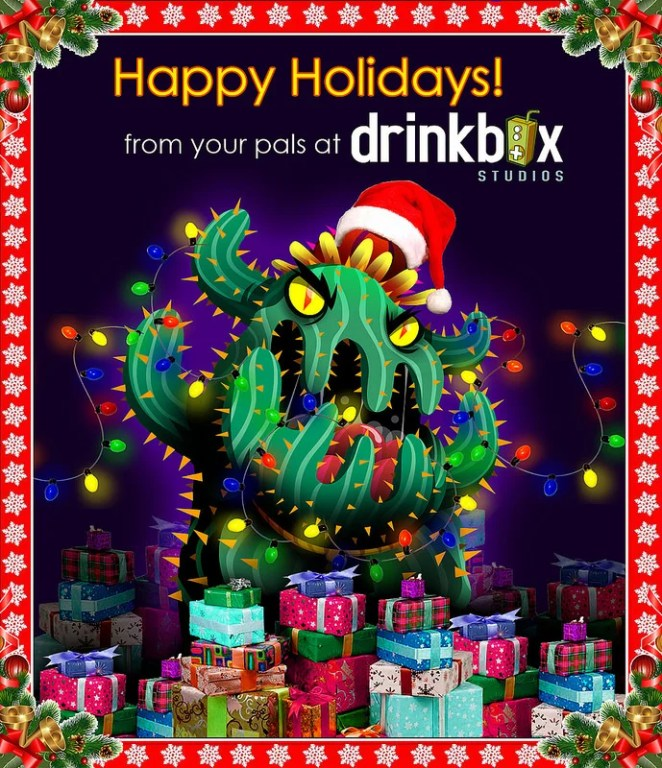 Drinkbox Studios - Guacamelee 2