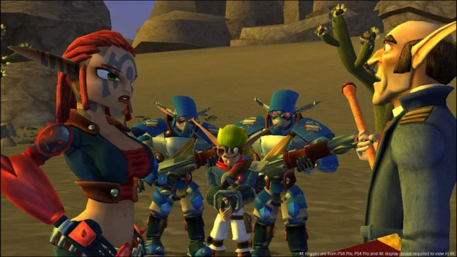 Jak 3 on PS4