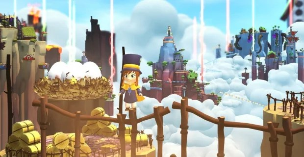 Next Week on Xbox - A Hat in Time