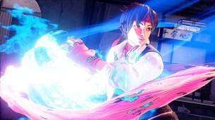 Street Fighter V: Sakura