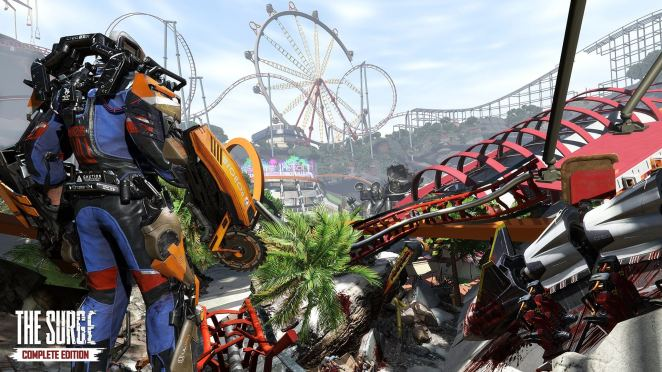 The Surge Complete Edition Screenshot