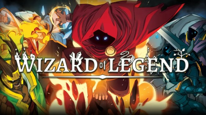 Wizard of Legend Hero Image