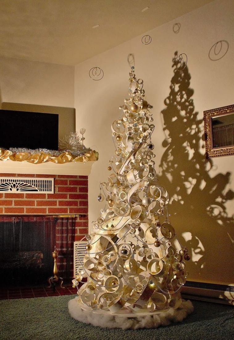 Christmas Tree Best Fake Artificial Christmas Trees In