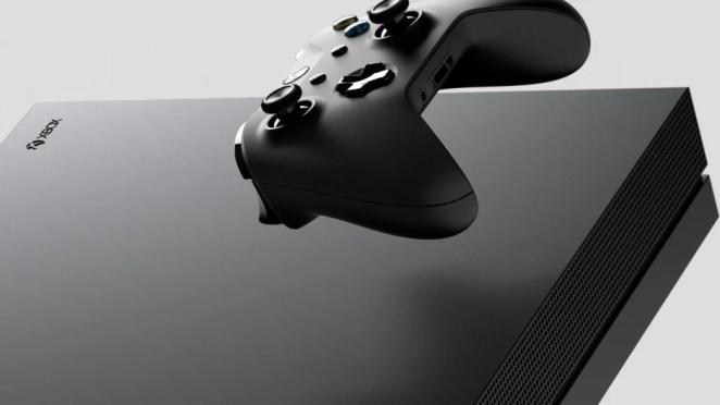 2017 - Xbox One X
