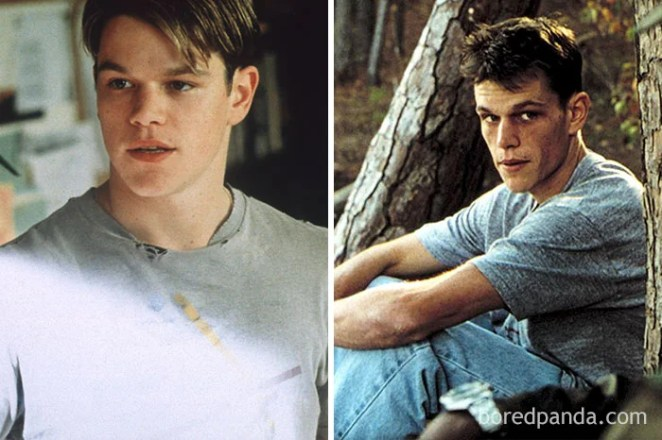 Matt Damon, Courage Under Fire