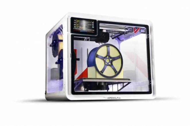 Airwolf 3D EVO 3d printer CES