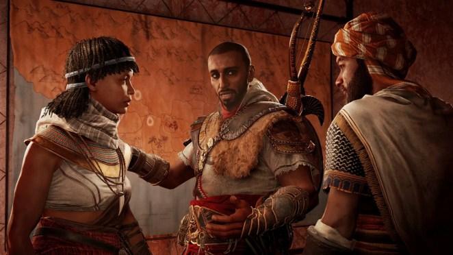 Assassin's Creed Origins - The Hidden Ones ScreenshotQQ