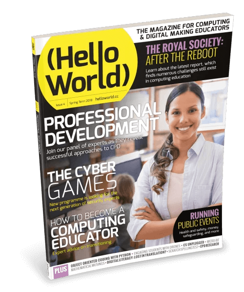 Hello World 4 Professional Development Raspberry Pi CAS