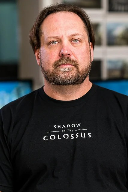 Bluepoint Games Art Director - Mark Skelton