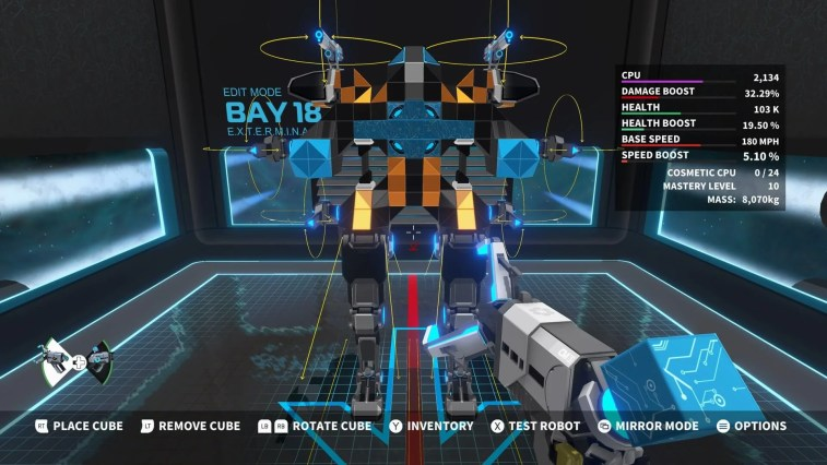 Prepare to Get Started in Robocraft Infinity, Coming Soon to Xbox One