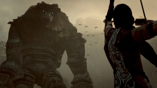 Shadow of the Colossus Photo Mode