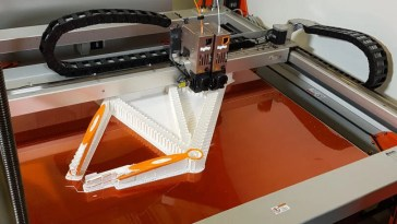 New 3D Printer Firmware Uses Raspberry Pi to Speed Up FDM