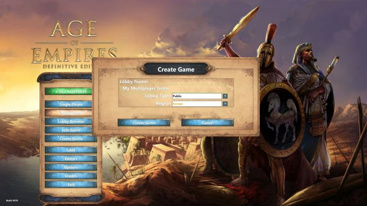 Getting Started in Age of Empires: Definitive Edition | ブログ